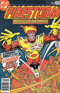 Cover Thumbnail for Firestorm (DC, 1978 series) #1 [British]