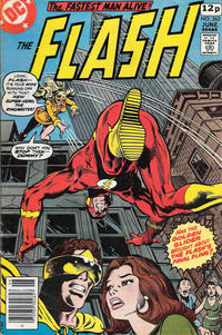 Cover Thumbnail for The Flash (DC, 1959 series) #262 [British]