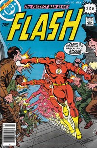 Cover Thumbnail for The Flash (DC, 1959 series) #273 [British]