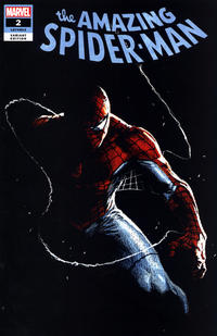 Cover Thumbnail for Amazing Spider-Man (Marvel, 2018 series) #2 (803) [Variant Edition - ComicXposure Exclusive - Gabriele Dell'Otto Cover]