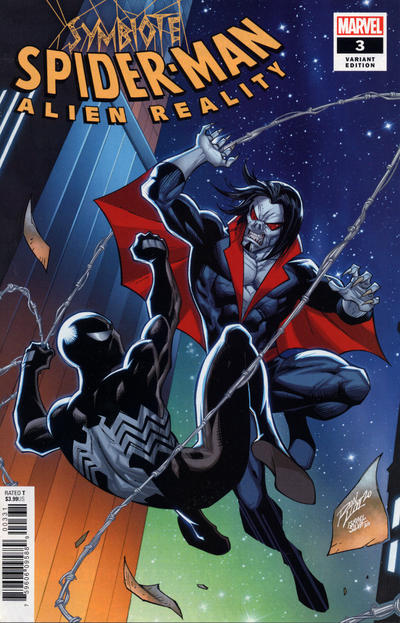 Cover for Symbiote Spider-Man: Alien Reality (Marvel, 2020 series) #3