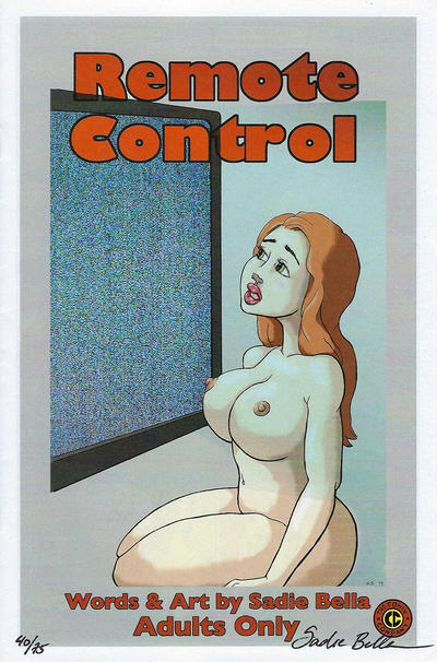 Cover for Remote Control (The Comix Company, 2019 series)