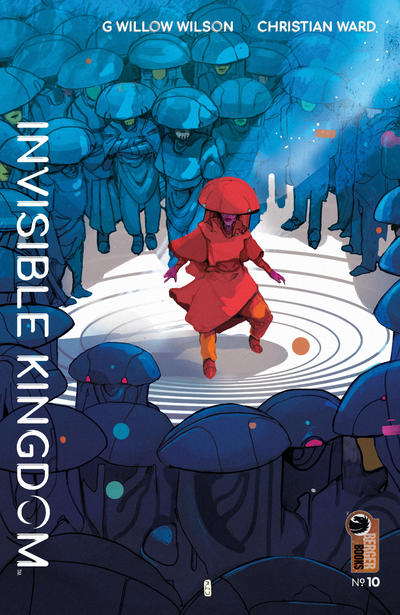Cover for Invisible Kingdom (Dark Horse, 2019 series) #10