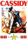 Cover for Cassidy (Impéria, 1957 series) #116