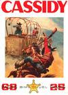 Cover for Cassidy (Impéria, 1957 series) #119