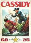 Cover for Cassidy (Impéria, 1957 series) #128