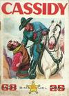 Cover for Cassidy (Impéria, 1957 series) #129
