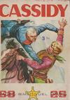 Cover for Cassidy (Impéria, 1957 series) #132