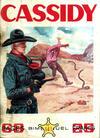 Cover for Cassidy (Impéria, 1957 series) #141