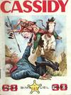 Cover for Cassidy (Impéria, 1957 series) #143