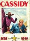 Cover for Cassidy (Impéria, 1957 series) #142