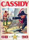 Cover for Cassidy (Impéria, 1957 series) #161