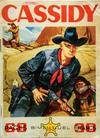 Cover for Cassidy (Impéria, 1957 series) #163