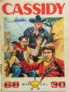 Cover for Cassidy (Impéria, 1957 series) #164