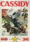 Cover for Cassidy (Impéria, 1957 series) #176