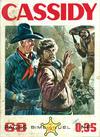 Cover for Cassidy (Impéria, 1957 series) #197