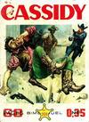 Cover for Cassidy (Impéria, 1957 series) #201