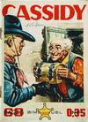 Cover for Cassidy (Impéria, 1957 series) #205