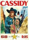 Cover for Cassidy (Impéria, 1957 series) #207