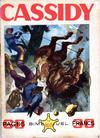 Cover for Cassidy (Impéria, 1957 series) #160
