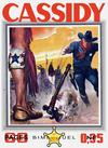 Cover for Cassidy (Impéria, 1957 series) #228
