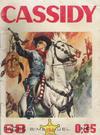 Cover for Cassidy (Impéria, 1957 series) #194