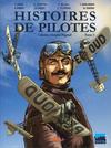 Cover for Histoires de pilotes (Idées+, 2010 series) #3 - Célestin Adolphe Pégoud