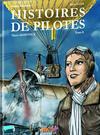 Cover for Histoires de pilotes (Idées+, 2010 series) #8 - Marie Marvingt