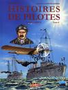 Cover for Histoires de pilotes (Idées+, 2010 series) #6 - Roland Garros
