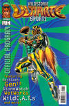 Cover for Wildstorm Ultimate Sports Official Program (Image, 1997 series) #1