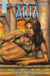 Cover for Jay Anacleto Sketchbook (Image, 1999 series) #1 [Wraparound Cover]