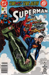 Cover for Superman (DC, 1987 series) #54 [Newsstand]