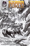 Cover for Cyber Force (Image, 2012 series) #11 [Cover B - Marc Silvestri, Retailer Incentive]