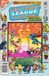 Cover Thumbnail for Justice League of America (1960 series) #208 [Canadian]