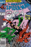 Cover for The Amazing Spider-Man (Marvel, 1963 series) #342 [Mark Jewelers]