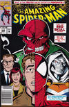 Cover for The Amazing Spider-Man (Marvel, 1963 series) #366 [Newsstand]