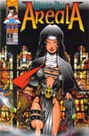 Cover for Warrior Nun Areala (Antarctic Press, 1994 series) #1 [Second Printing]