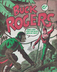 Cover Thumbnail for Buck Rogers (Fitchett Bros., 1950 ? series) #115