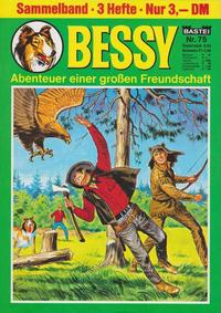 Cover Thumbnail for Bessy Sammelband (Bastei Verlag, 1966 ? series) #75