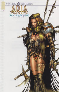 Cover Thumbnail for Jay Anacleto Sketchbook (Image, 1999 series) #1