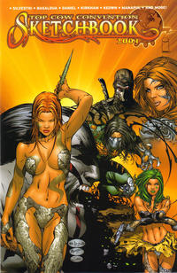Cover Thumbnail for The Top Cow Convention Sketchbook 2004 (Image, 2004 series) #1