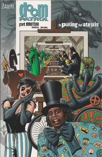 Cover Thumbnail for Doom Patrol (DC, 1992 series) #2 - The Painting That Ate Paris [First Printing]