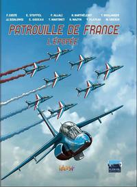 Cover Thumbnail for Patrouille de France - L'Épopée (Idées+, 2013 series)