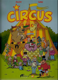 Cover Thumbnail for Circus (Idées+, 2010 series)