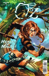 Cover Thumbnail for Oz: Heart of Magic (Zenescope Entertainment, 2019 series) #5 [Cover A - Drew Edward Johnson]