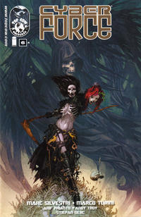 Cover Thumbnail for Cyber Force (Image, 2012 series) #6 [Cover A]