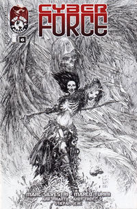 Cover Thumbnail for Cyber Force (Image, 2012 series) #6 [Cover D]