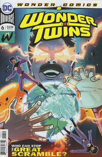 Cover Thumbnail for Wonder Twins (DC, 2019 series) #6