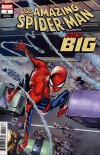 Cover Thumbnail for Amazing Spider-Man: Going Big (Marvel, 2019 series) #1 [Variant Edition - Humberto Ramos Cover]