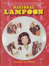 Cover Thumbnail for National Lampoon Magazine (21st Century / Heavy Metal / National Lampoon, 1970 series) #v1#60